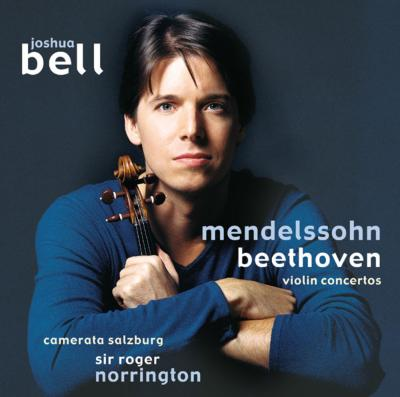 Violin Concertos: J.bell(Vn), Norrington / Camerata Salzburg