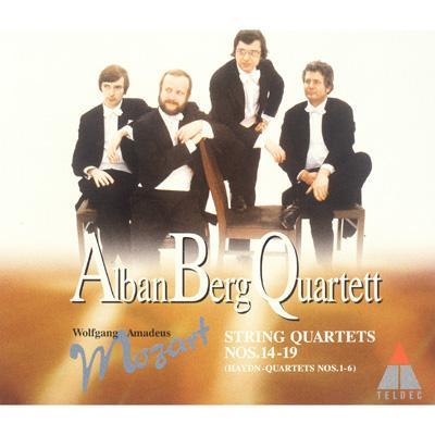 Mozart: String Quartets Nos.14-19