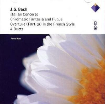 Harpsichord Works: Ross