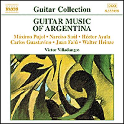 Guitar Music From Argentina Vol.1: Villadangos