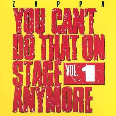 You Can't Do That On Stage Anymore Vol.1 (Remasterd)