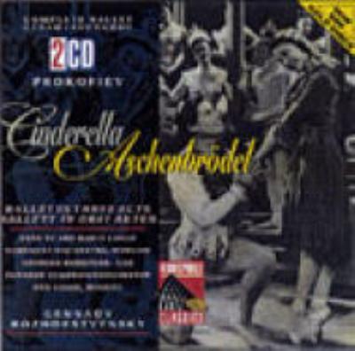 Cinderella: Rozhdestvensky / Ussr.rso