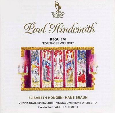 Requiem-when Lilacs Last In The Dooryard Bloom'd: Hindemith / Vso, Vienna