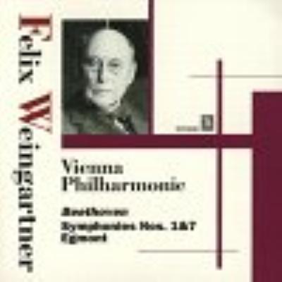 Sym.1, 7, Egmont Overture: Weingartner / Vpo