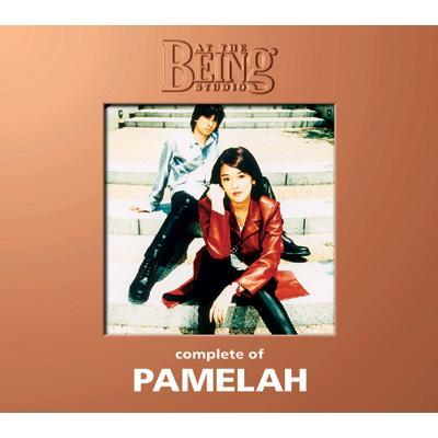 コンプリート・オブ PAMELAH at the BEING studio