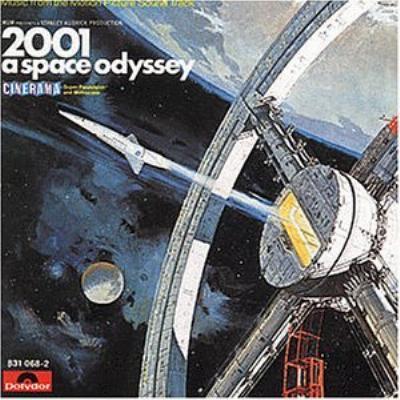 2001 Space Odyssey -Soundtrack