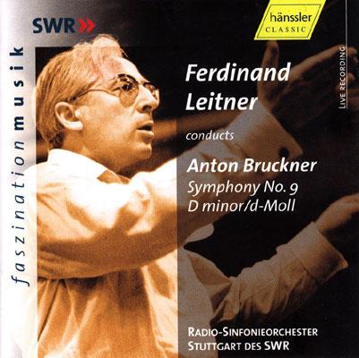 交響曲第9番 ライトナー&シュト...