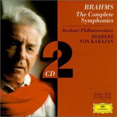 交響曲全集 ヘルベルト・フォン・カラヤン&ベルリン・フィル(1970年代)(2CD)