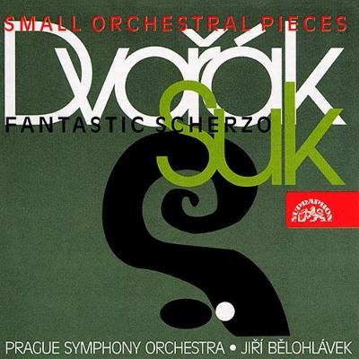 ドヴォルザーク:祝典行進曲、プラハ・ワルツ、スーク:幻想的スケルツォ、他 イエジ・ビエロフラーヴェク&プラハ交響楽団