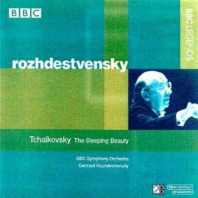 『眠りの森の美女』全曲 ロジェストヴェンスキー&BBC響(ステレオ)