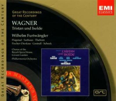 Tristan Und Isolde: Furtwangler / Po Flagstad Suthaus F-dieskau ...