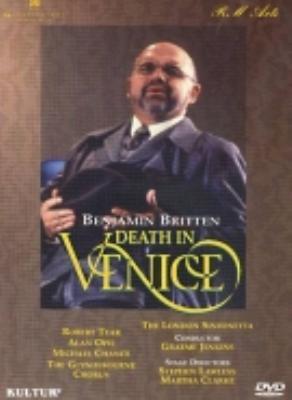 『ヴェニスに死す』全曲 ローリス、クラーク演出、ジェンキンス&ロンドン・シンフォニエッタ、ティアー、オピー、他(1990 ステレオ)