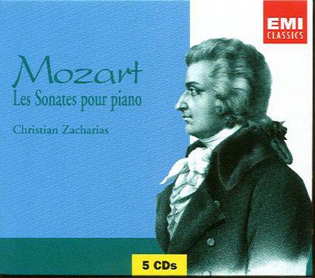 Comp.piano Sonatas: Zacharias