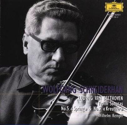 ヴァイオリン・ソナタ第5番『春』、第9番『クロイツェル ...