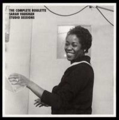 Complete Roulette Sarah Vaughan Studio Sessions (8CD)