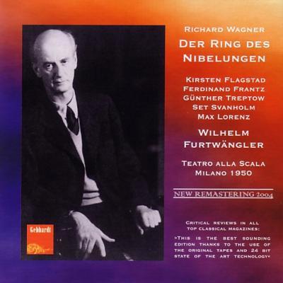 『ニーベルングの指環』全曲 フルトヴェングラー&スカラ座(12CD、新リマスター)