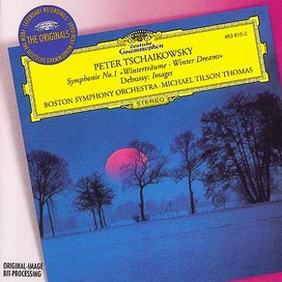 交響曲第1番『冬の日の幻想』 ティルソン・トーマス