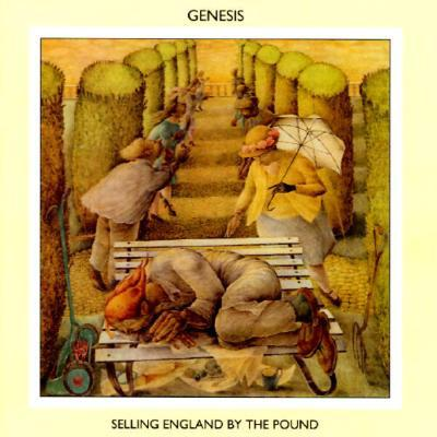 Selling England By The Pound月影の騎士