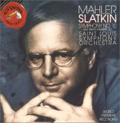 (Mazzetti)sym.10: Slatkin / St.louis.so