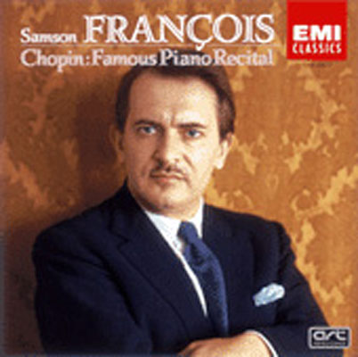 Piano Works: Francois