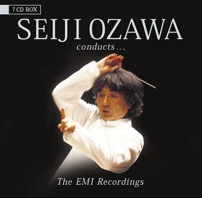 小澤征爾コレクション EMIレコーディングス(7CD)
