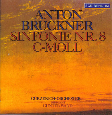 交響曲第8番 ギュンター・ヴァント&ケルン・ギュルツェニヒ管弦楽団