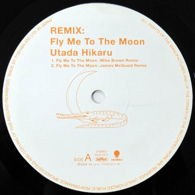Remix:Fly Me To The Moon