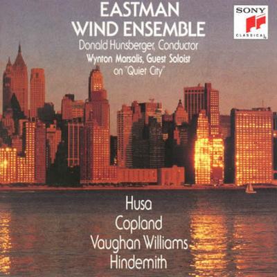 Eastman Wind Ensemble Husa, Copland, Etc