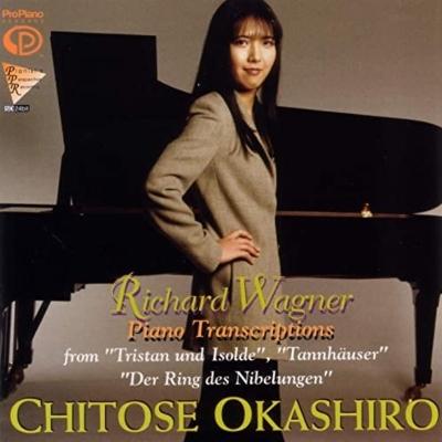 ピアノ編曲集 岡城千歳