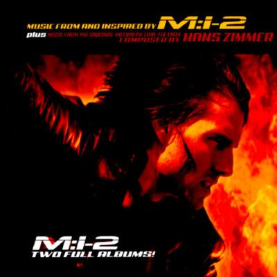 Mission Impossible 2 -Soundtrack