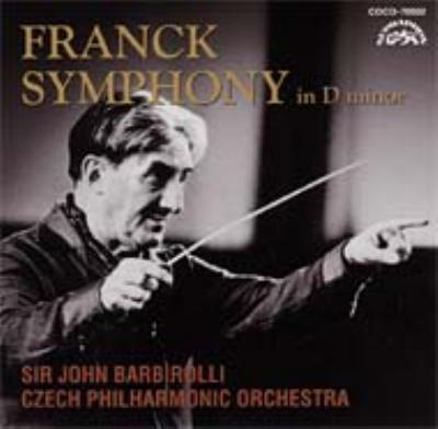 交響曲 バルビローリ&チェコ・フィル