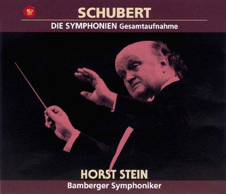 交響曲全集 シュタイン&バンベルク交響楽団(4CD)