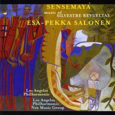 Sensemaya, Etc: Salonen / Lapo