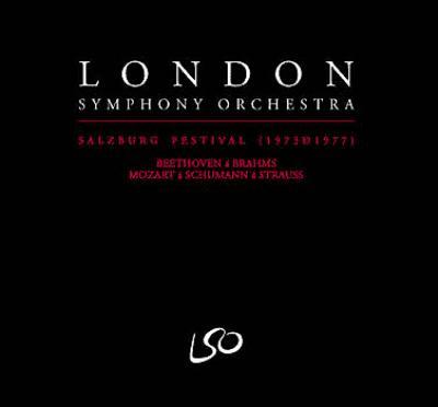 モーツァルト:『ハフナー』、ブラームス:交響曲第2番、他 ベーム&LSO、ギレリス(p)、他(3CD+ボーナスCD)