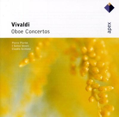 Oboe Concertos: Pierlot, Scimone / I Solisti Veneti