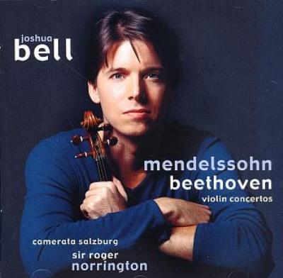 Violin Concertos: Bell, Norrington / Camerata Salzburg