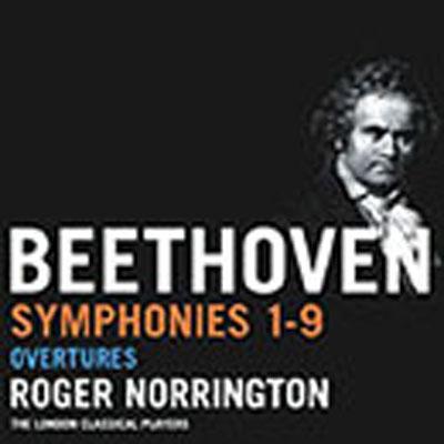交響曲全集 ノリントン指揮ロンドン・クラシカル・プレイヤーズ(5CD)