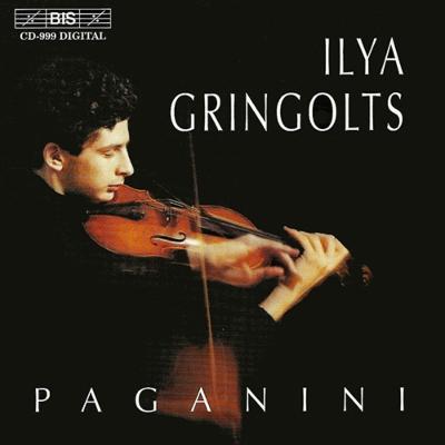 ヴァイオリン協奏曲第1番、『うつろな心』による序奏と変奏曲、モーゼ変奏曲、他 イリヤ・グリンゴルツ、オスモ・ヴァンスカ&ラハティ交響楽団、他
