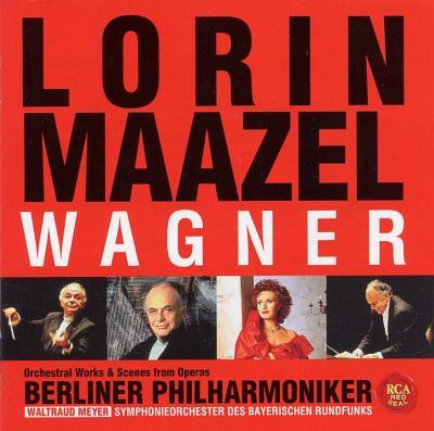 Orch.works, Etc: Maazel / Bavarian.rso