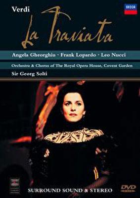 『椿姫』全曲 エア演出、ショルティ&コヴェント・ガーデン王立歌劇場、ゲオルギュー、ロパード、他(1994 ステレオ)