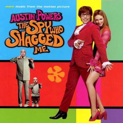 Austin Powers : The Spy Who Shagged Me -Soundtrack