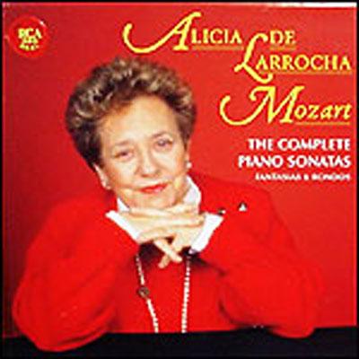 Comp.piano Sonatas: Larrocha(P)