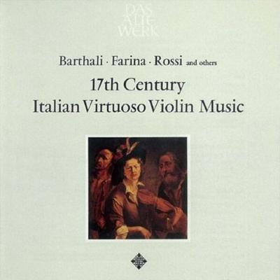 17世紀イタリアのヴァイオリン名曲集 アラリウス・アンサンブル
