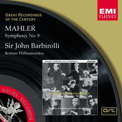 交響曲第9番 バルビローリ / ベルリン・フィル