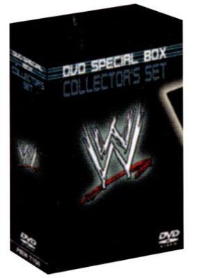 WWE DVD-BOX