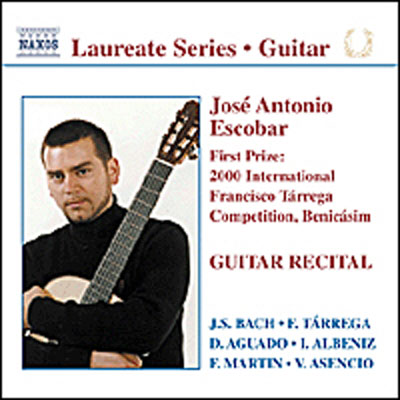 Jose Antonio Escobar: Guitar Recital
