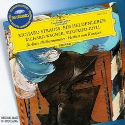R.シュトラウス:英雄の生涯(1959)、ワーグナー ...