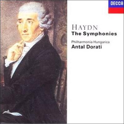 交響曲全集 ドラティ&フィルハーモニア・フンガリカ(33CD)