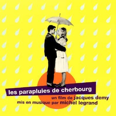 Umbrellas Of Cherbourgmusic By Michel Legrand