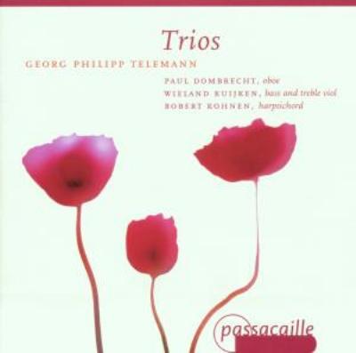 Trio Sonatas: Dombrecht(Ob)w.kuijken, Kohnen